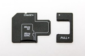 SD-Card Adapter