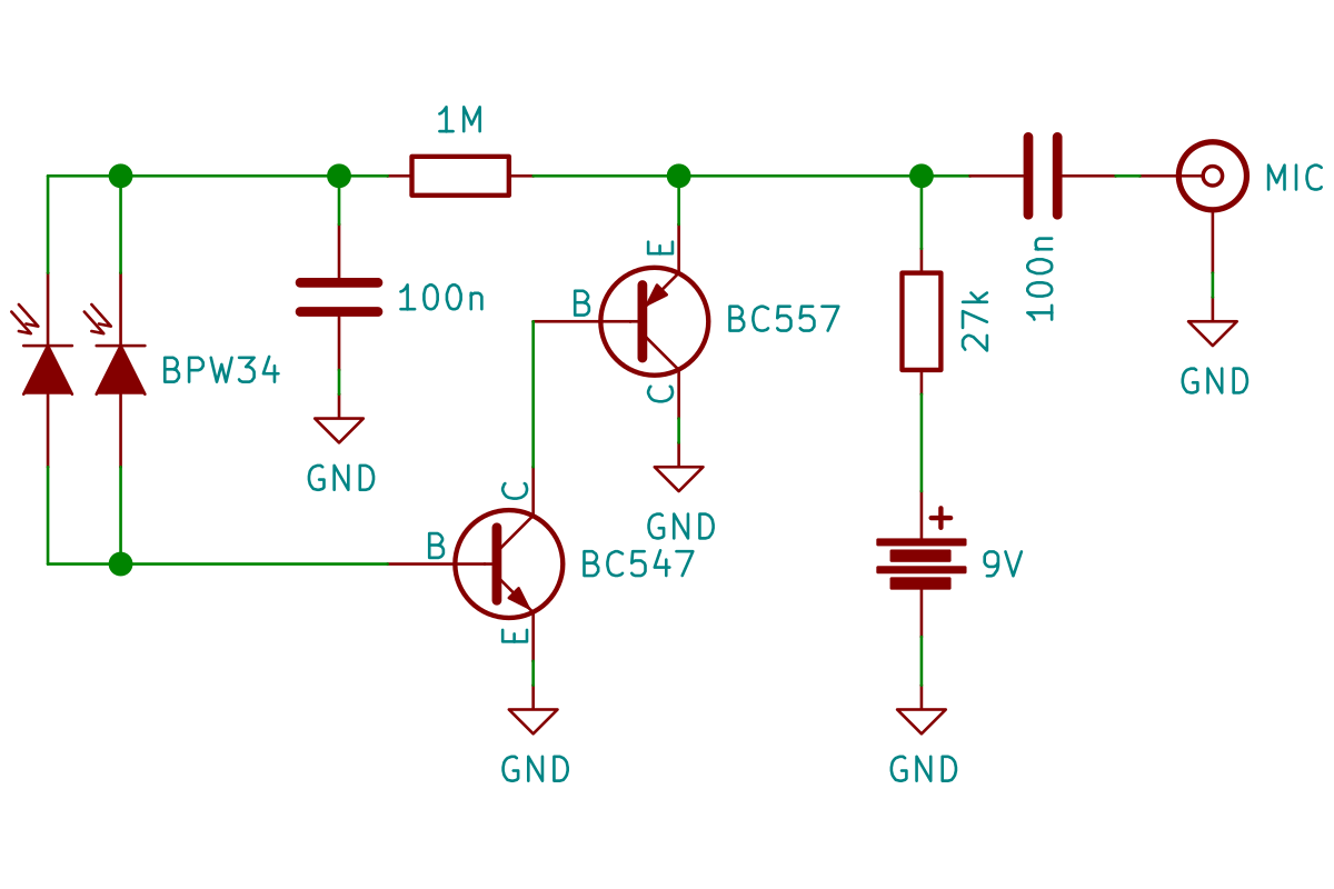 30th Anniversary Of The Chernobyl Tragedy Or Building A Pin What Do Diodes In Circuit Diode Geiger Counter